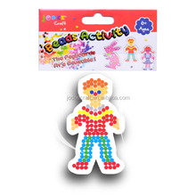 2015 hot sell diy perler beads arts and crafts for kids