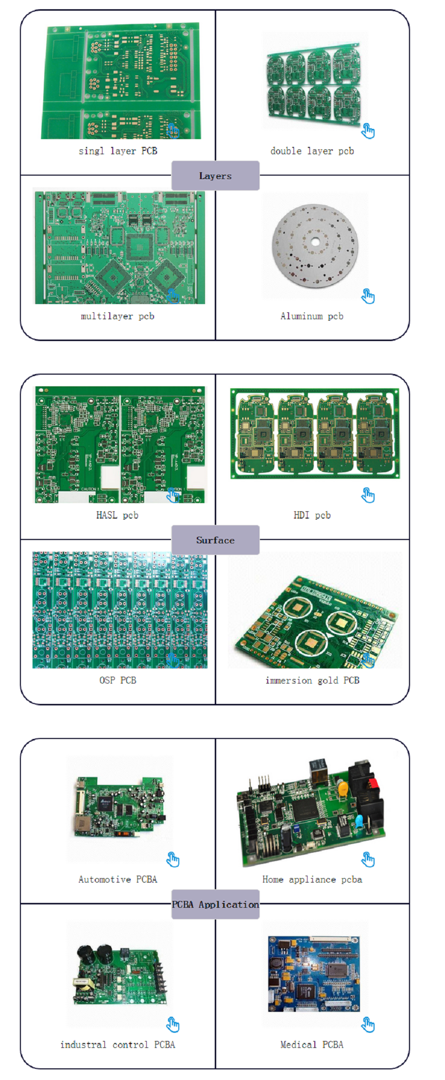 High Frequency Circuit Board Manufacturinghdi Pc Manufacturer Mount 4 Layers Fr4 Timer Pcb Printed Boards Design Of Hdi Htb1x0mjnvxxxxbvapxx760xfxxxh