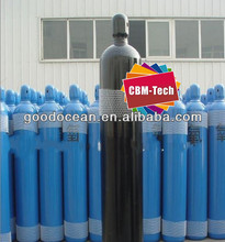 38L 15MPa High Pressure Industrial Gas Cylinders for Oxygen,Nitrogen,Argon