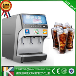 2015 Hot Sale Carbonated electric soda beverage dispenser