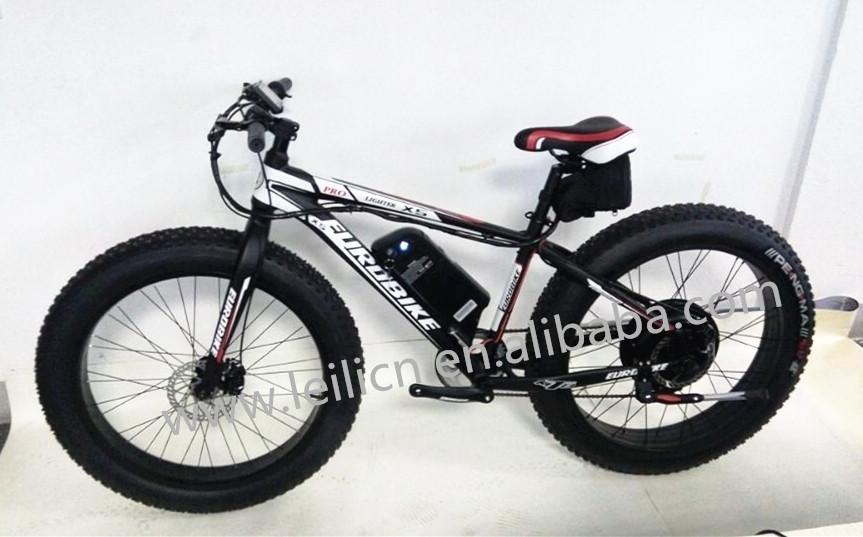 Hot vente 26 en alliage d 39 aluminium roue de v lo graisses brushle - Velo electrique en solde ...
