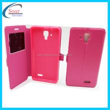 anti gravity phone case for Lenovo A536 ,view cover case for Lenovo A536