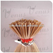 High Quality Low Price I tip& U tip or Nail tip Hair Extention