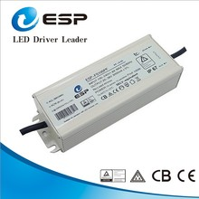 SAA TUV approved constant current 100w led driver 36v