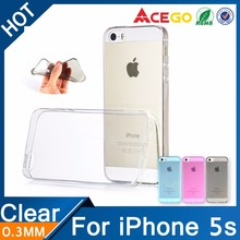 (Acego)Buy 300 get 50 free protector case for iphone 5s silicone cell phone cover