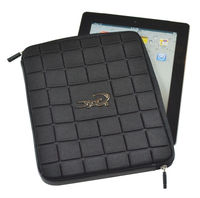 Croco 2012 Super Chocolate EVA tablet protective cover cases for iPad cases/ for iPad cover