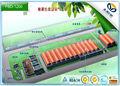 El depósito de biogás de bajo coste, medio ambiente- amigable
