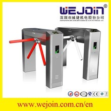 Tripod Turnstile Gate With Fashionable Designed Stainless Steel Housing For Sale