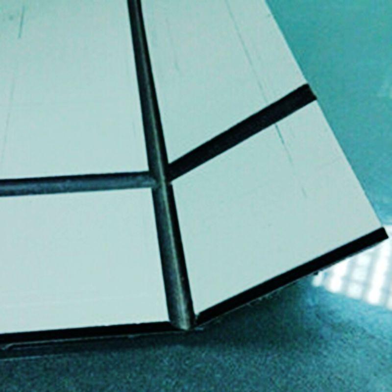 Aluminum Composite Panel Manufacturers : Aluminum composite panel manufacturer acp grooving machine
