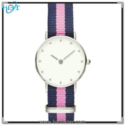 Good price watch 316L stainless steel case back sports style unisex casual watch