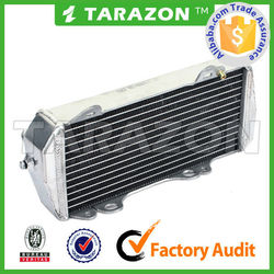 TARAZON brand motorcycle body kits radiators suit for Honda CRF 125 250R