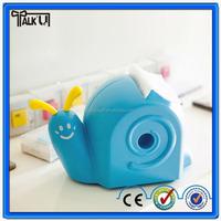 Cute animal shaped facial tissue box holder