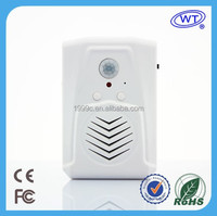 USB recordable MP3 Motion Sensor Audio Player for Advertisement, Voice announcer