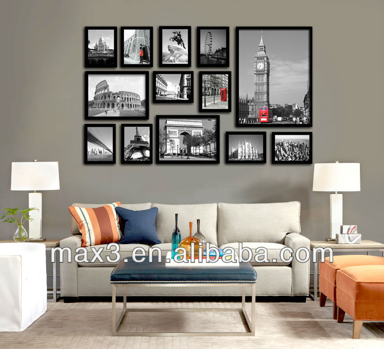 Wall Collage Picture FramesLarge PicturesInterior