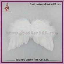 TaiZhou Factory Wholesale Custom Feather Angel Wings