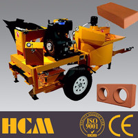 M7mi Global clay brick machine interlocking block machine
