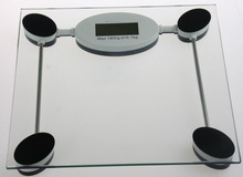 digital platform scale to weight as a fitness scale