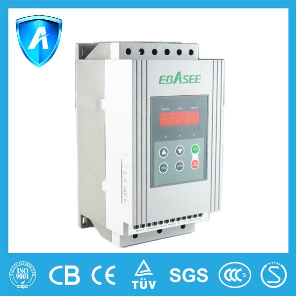3phase 600kw Water Pump Soft Starter Digital Soft Starter