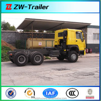 2014 sinotruck HOWO a7 420hp power Truck head , Primer mover connect with trailer for sale