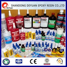 Epoxy Resin for Adhesive