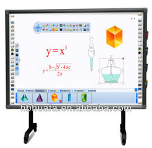 82inch school smart classroom interactive electronic whiteboard, smart touch whiteboard
