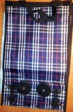 Easy bag for supermarket trolley/trolley bag accessories/fiber trolley bag