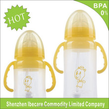 BPA-free120ml baby milk warmer with baby food steamer & heater
