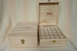 Best choice essential oil wooden box