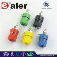 Daier female 4mm electrical binding posts 12-24v dc 50amp