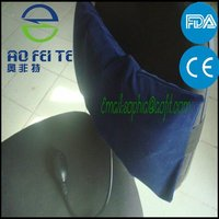 INFLATABLE LUMBAR SUPPORT BACK PAIN CUSHION