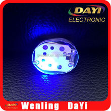 Motion activated shoe light, led flashing t-shirts, t-shirt led