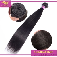 24 Inch Straight Natural Black 100% Human Hair Weave Extension Machine Weft for Fashion Women 100g 3.5oz