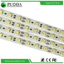 10mm width SMD5050 60LEDs white LED rigid strip light