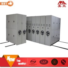Cheap Metal Manual Archives Compact Mobile Shelving for Dubai