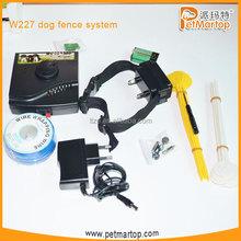 New portable smart inground electronic dog fence inground dog fencing system TZ-W227 pet fence