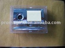 MP004 Pen-Magnetic Floating Pen w/Memo