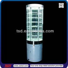 TSD-A540 China factory custom acrylic watch cabinet, acrylic watches display cabinet, acrylic watch display cabinet