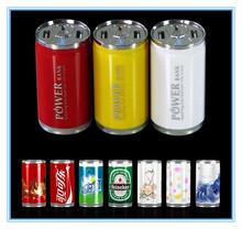 DIY coke power banks custom bank power charging moble phone