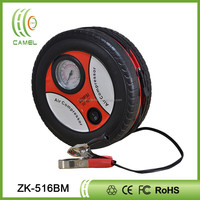 tyre shape Car air pump 12V for Motorcycles