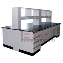 Modern Hot Sale Laboratory Bench Chemistry Laboratory Bench Center Lab Table