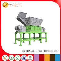 2015 Hot Selling Used Plastic Recycling Machine Waste Tire Pyrolysis Plant