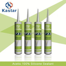 Foshan Manufacturer Acetic 100% Silicone Sealant