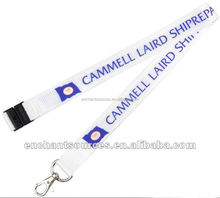 20mm wide high perceived value break away connection lanyard