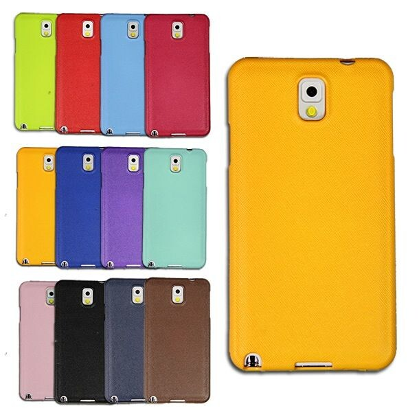 Antislip TPU Back Cover Case for Samsung Galaxy Note 3 Colorful