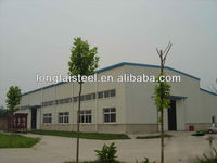 Light steel structure warehouse/construction warehouse/frame warehouse