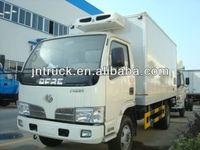 dongfeng 10T refrigerator transport freezer truck