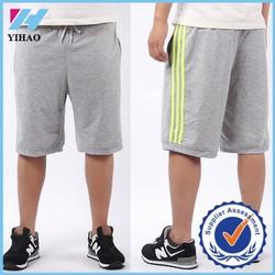 Summer 2015 High quality jogger shorts men cotton beach short board male sport short men's basketball running board shorts