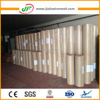 High Quality 1X1 Galvanized Welded Wire Mesh