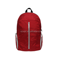 Eco friendly mochilas, new fashion school backpack