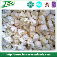 frozen white cauliflowers, White broccoli for export